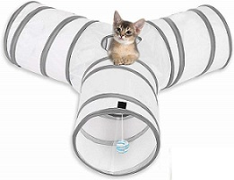 tunnel pour chat pas cher